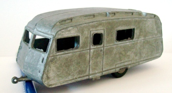 photo of die cast model